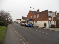 Stagecoach V517XTL (Dan_The_Man16686) Tags: dull stagecoach scunthorpe route103 33217 lincolnshireroadcar dennisdartslf eastlancsspryte v517xtl