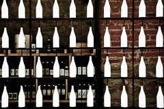 order and method (Maluni) Tags: light italy art lights italia arte wine bottles cave luci lamps cantina luce vino vini wines bottiglie saluzzo lampadine