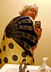 18/365:  Bling On The Back (MountainEagleCrafter) Tags: selfportrait reflected day18 caftan day18365 ineedahaircutsobadly 3652013 365the2013edition internationalorderofmrsropers 18jan13pad20133653652013apicadayshootfirstaskquestionslater2013internationalbeauty2013yip183651181301182013