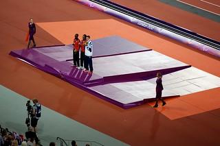 David Devine wins Bronze for Great Britian