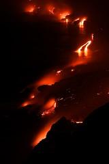 kalapana volcano hawaii lava bigisland magma newland... (Photo: CHUCKage on Flickr)