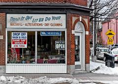 Former Site Of Dey's Arena - Ottawa 01 13 (Mikey G Ottawa) Tags: street city ontario canada history hockey ottawa arena laundry rink laundromat skatingrink deys mikeygottawa deysskatingrink deysarena