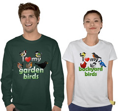 I Love My Garden Birds (birdorable) Tags: cute robin garden backyard goldfinch birding ilove chaffinch birdwatcher birdfeeding birdorable