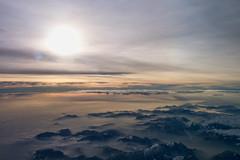 The Misty Alps (Amren1985) Tags: sunset italy sun mountain snow ski mountains alps ice misty clouds sunrise lumix austria panasonic 17 20 mystic gx1 flickraward