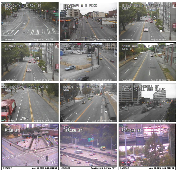 Broadway at Roy traffic cam comes online | CHS Capitol Hill Seattle