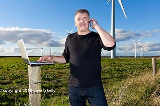 Communication on the Wind Farm