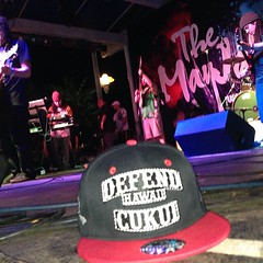 """Defend Hawaii x Cukui @ the Bob Marley Party! • <a style=""""font-size:0.8em;"""" href=""""http://www.flickr.com/photos/89357024@N05/8444893877/"""" target=""""_blank"""">View on Flickr</a>"""