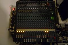 mixer yamaha audio