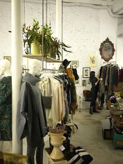 Clothing store Seville, Spain (michael.robb) Tags: architecture spain seville parasol metrosol
