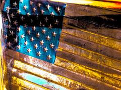 State of the Union (tombarnes20008) Tags: window metal shop georgia 1 key lock flag group american savannah february bradleys fabrication chathamcounty 2013 ourdailychallenge 24eaststatestreet