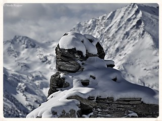 Scultura alpina/Alpine sculpture © Nicola Roggero