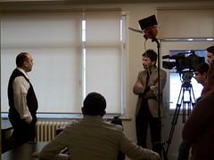 Beyaz TV - İş ve Yaşam Programı - Kamera Arkası Görüntüleri - 09.02.2013 (1)