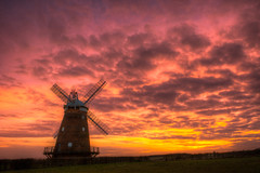 7/52 John Webb's Windmill (Mark Seton) Tags: sunset windmill landscape miscellaneous essex hdr thaxted uttlesford johnwebbswindmill countyofessex