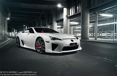 Lexus LFA 'I' (Mitch Hemming) Tags: mitch supercar lfa lexus hemming mhemming