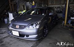 "Justin's Supercharged EP3 • <a style=""font-size:0.8em;"" href=""https://www.flickr.com/photos/85804044@N00/8482159817/"" target=""_blank"">View on Flickr</a>"