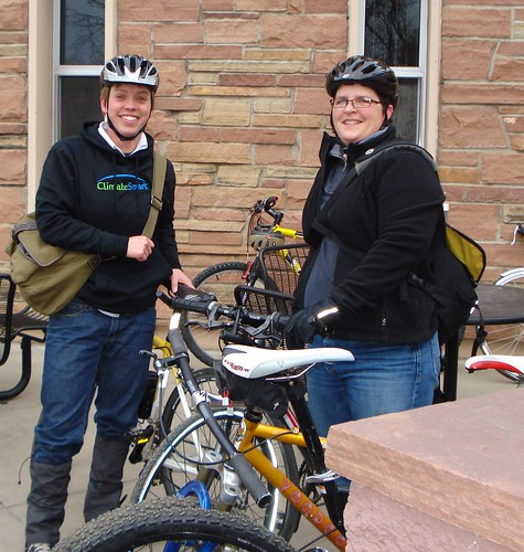 Photo - ClimateSmart Bikers