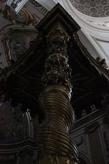 The Cathedral of San Feliciano, Foligno, Italy - detail (Magic Garden 2012) Tags: italy italia arte details columns arts cathedrals dettagli umbria colonne cattedrali foligno