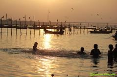 Evening at Kumbh1 (RajivSinha Photography) Tags: