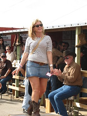 IMG_7909 (grooverman) Tags: park blue cold canon river texas legs boots butt contest cook houston bbq off powershot jeans booty rodeo barbeque cowgirl miss barbque cookoff reliant 2013 sx130
