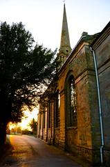 SUNSET AT TARDEBIGGE (chris .p) Tags: sunset england church march nikon worcestershire 2013 tardebigge d7000 mygearandme