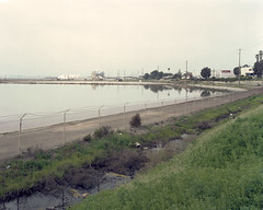 Salt Company Pools (vphill) Tags: sandiego kodak salt 4x5 ponds 160vc chamonix45n1 schneider135mmsymmarsf56