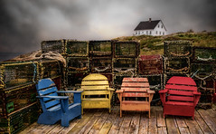 Peggy's Cove, Nova Scotia (#2) (Phiddy1) Tags: canada texture novascotia pentax peggyscove legacy k5 onone nothdr pentaxart skeletalmess magicunicornmasterpiece galleryoffantasticshots creativephotocafe besteverexcellencegallery