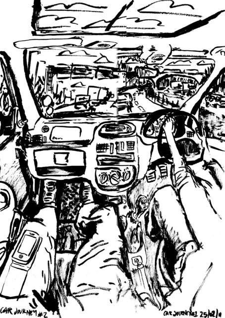 Car Journey - 2011