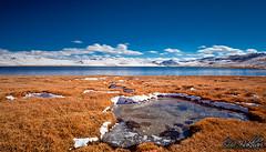 Freezing (SMBukhari) Tags: park longexposure pakistan lake clouds daylight moving big long exposure national lee stopper movingclouds deosai baltistan sheosar sheosarlake deosaiplains syedmehdibukhari smbukhari