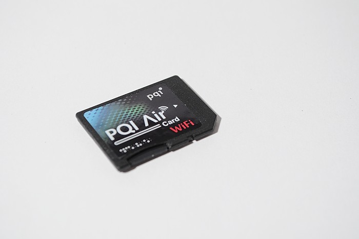 pqi-air-card 開箱