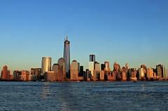 Freedom Tower (yo.becker) Tags: jerseycity exchangeplace lowermanhattan freedomtower