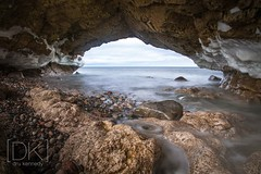 The Arches, Newfoundland. (Dru Kennedy) Tags: ocean park dru water rock newfoundland photography photo arches erosion northern kennedy grosmorne