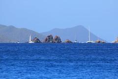 the Indians (Jwaan) Tags: island sailing snorkel diving snorkeling sail caribbean isle bvi britishvirginislands westindies theindians