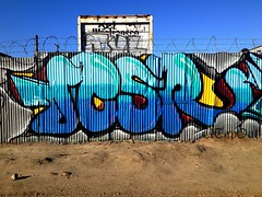 JESR (UTap0ut's Pinche Mero Mole!) Tags: california art jes cali graffiti paint graff aub ki 159 jesr uploaded:by=flickrmobile flickriosapp:filter=nofilter