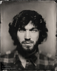 G (Seb Kohler) Tags: portrait bw nb ambrotype wetplate altprocess collodion collodionhumide sebk sebkohler wwwsebkohlercom wwwshelterstudioorg