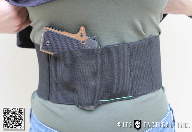 Belly Band Holster 08