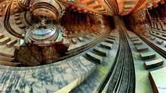 subway station 1 (Ronald Fitch) Tags: fractal 3dfractals mandelbulb mandelbulb3d