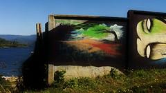 F l u i r (Felipe Smides) Tags: mural niebla pintura valdivia muralismo smides felipesmides caletaelpiojo