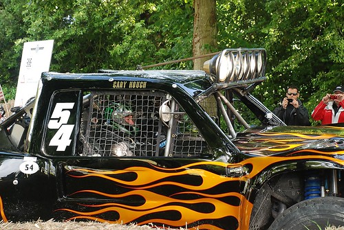 Trophy Truck 2012 8.02-litre V8 - Jesse James