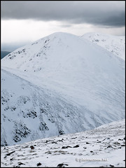 Sron a'Choire Ghairbh (Gareth Harper) Tags: winter snow walking scotland hill scottish loch munros 275 239 munro lochy 2013 918m photoecosse kilfinnan sronachoireghairbh meallnateanga 937m 3074ft 3012ft thelochlochymunros