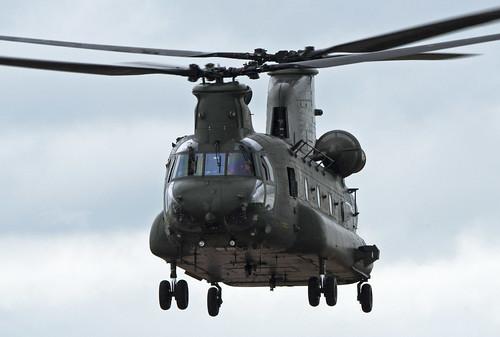 RAF CH-47 Chinook HC-4 - ZA714