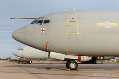 E3D ZH104 20160721 RAF Coningsby (steam60163) Tags: e3d sentry raf rafconingsby coningsby boeing707