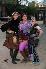 Steampunk Beauty 524 (thePhotographerRaVen) Tags: arizona tucson goggles fantasy wildwest steampunk oldtucson wwwc photosbyraven wwwc5