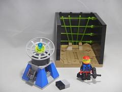 Spyrius minifig habitat breakdown (donuts_ftw) Tags: lego space scifi moc unitron spyrius minifighabitat