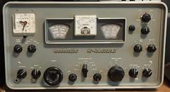 Hammarlund HQ170 HS50 EXR 2 (Ken, KE1RI) Tags: receiver amateur ham hq170 hammarlund radio vintage