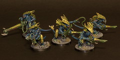Tyranid Swarm 7 (atmyller) Tags: wargaming warhammer40k tyranids miniature nikond40