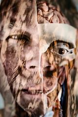 Soothsayer (pni) Tags: face eye portrait human person being man people plastic anatomy model multiexposure multipleexposure tripleexposure j16 jakobstad pietarsaari finland suomi pekkanikrus skrubu pni