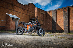KTM Superduke (Jez Bradshaw Photography) Tags: jezbradshaw photography canon 5d mk3 mk iii 1740 f4 l series lens motorbike strobist industrial wheelie machine