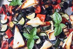 Ricotta al forno con verdure di stagione (Alessandro Gerbino Chezuppa) Tags: cucinaitaliana verdure ricotta ricette foodblogger foodstyle
