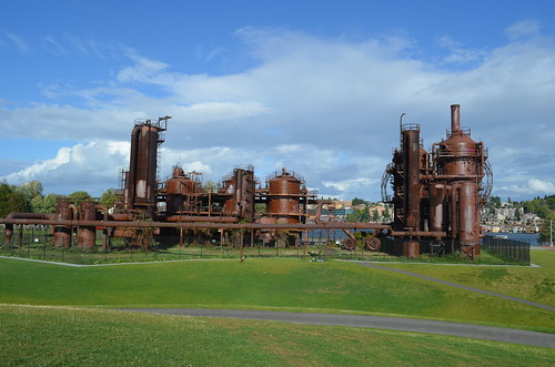 Gas work park Seattle 1