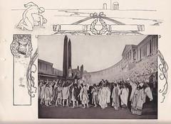 Scene 14 of a 1900 production of Ben Hur (mharrsch) Tags: benhur play presentation lewwallace production novel souvenirbooklet publicdomain 1900 mharrsch